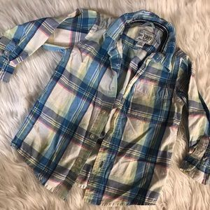 Boy's size 2T Children's Place Button Up Shirt